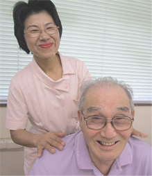 「訪問介護」から業務経験の幅を広げる。